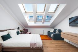 noclegi Kraków Kazimierz, lofty 2bedroom apartment, large&exclusive