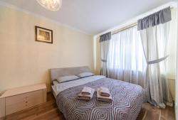 Apartment on Lesi Ukrainky Boulevard