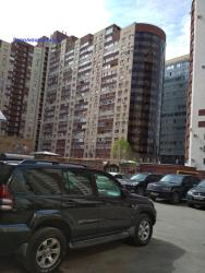 Apartments on Novo-Sadovaya st.