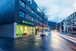 Harry's Home Dornbirn Hotel & Apartments