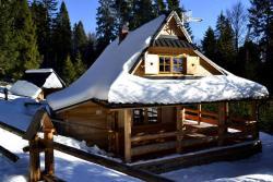 Domek drewniany w górach Nowy Targ