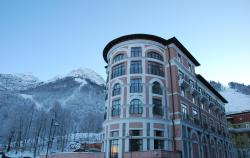 Dolina 960, Solis managed hotel