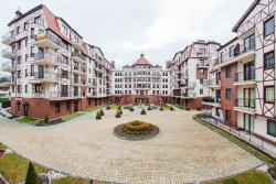 Apartamenty SunSnow Continental Krynica Morska