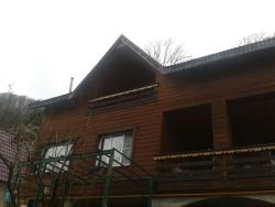Guest house at Krasnaya Polyana