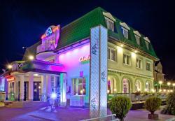 Hotel ARA Restauracja Dancing Club Jastrzębia Góra
