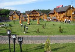 Hotel and restaurant complex Skolmo