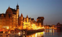 Lato nad morzem Gdańsk
