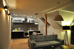 Bielany Loft Apartment