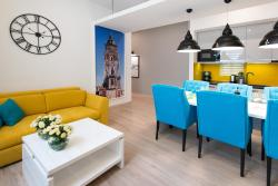 Beautiful Jewish District Apartment for 7