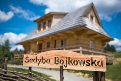 Sadyba Bojkowska Ustrzyki Dolne
