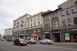Apartments on Oktyabrskiy Prospect