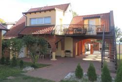 Mieszkania przy plaży miejskiej Mikołajki