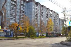 Apartment on Obvodnyi Kanal 72