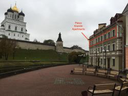 Pskov Kremlin Apartments