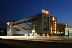 Hotel Planeta Brzesko