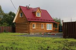 House near Lubovskoe lake
