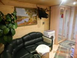 Apartment with sauna on Vinogradova 87