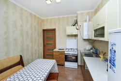 Apartment on Stepana Bandery Street