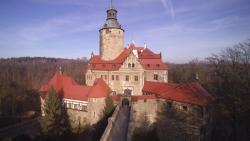 Zamek Czocha Leśna