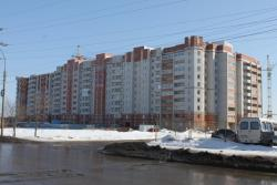 Apartment on Severnaya 36