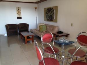 Apartamento Guarujá, Appartamenti  Guarujá - big - 5
