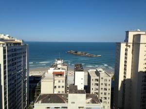 Apartamento Guarujá, Appartamenti  Guarujá - big - 6