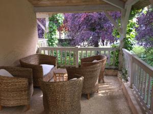 Le Clos Nicolas, Hotely  Eugénie-les-Bains - big - 25