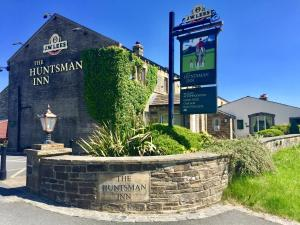 The Huntsman Inn, Hostince  Holmfirth - big - 39