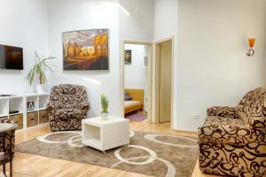 Awesome loc'n -Opera lux on budget, Апартаменты  Будапешт - big - 7