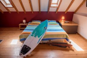 GO4SURF Beach Lofts, Appartamenti  Peniche - big - 14