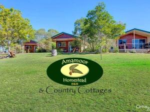 Amamoor Homestead Bed & Breakfast and Country Cottages
