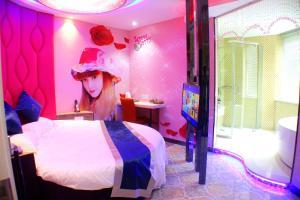 Air Sun Inn Changning Road Branch, Szállodák  Sanghaj - big - 2