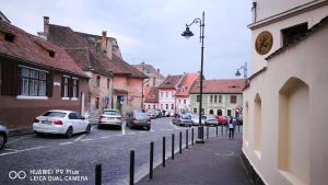 Fortress Wall Apartment, Ferienwohnungen  Sibiu - big - 7