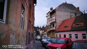 Fortress Wall Apartment, Ferienwohnungen  Sibiu - big - 15