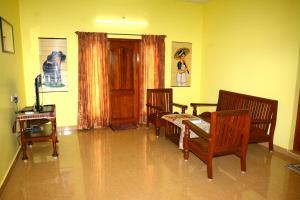 Kamalalayam Home Stay, Appartamenti  Pondicherry - big - 5