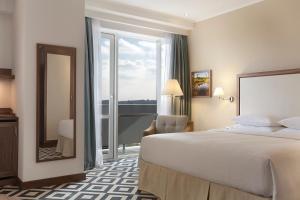 Khortitsa Palace Hotel, Отели  Запорожье - big - 4