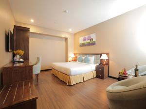 Adamo Hotel, Отели  Дананг - big - 4