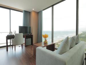 Adamo Hotel, Отели  Дананг - big - 78