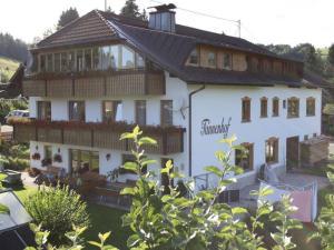 Haus Tannenhof, Penzióny  Ibach - big - 14
