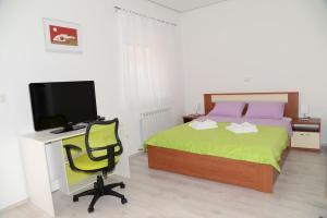San Lorenzo Apartments, Penziony  Lovrečica - big - 14