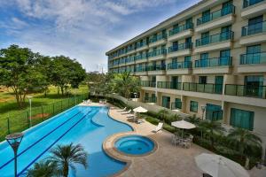 Бразилиа - Quality Hotel & Suites Brasilia