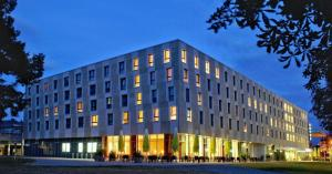(Welcome Hotel Darmstadt)