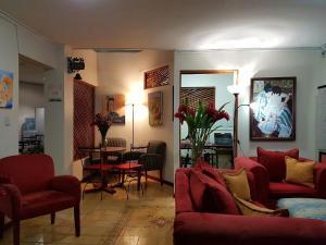 Casa Echavarria Boutique Hotel, Hotels  San José - big - 46