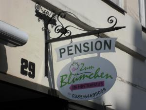 Pension Zum Blümchen