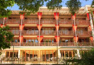 Bio-Vitalhotel Falkenhof, Hotels  Bad Füssing - big - 31