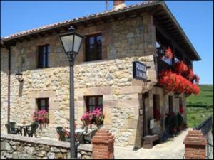 Posada La Solana, Country houses  Santillana del Mar - big - 24