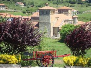 Posada La Solana, Country houses  Santillana del Mar - big - 20