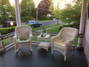Lady of the Lake, Bed & Breakfasts  Skaneateles - big - 20