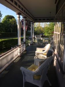 Lady of the Lake, Bed & Breakfasts  Skaneateles - big - 47