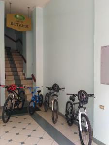 Hotel Betania, Hotely  Zamora - big - 23